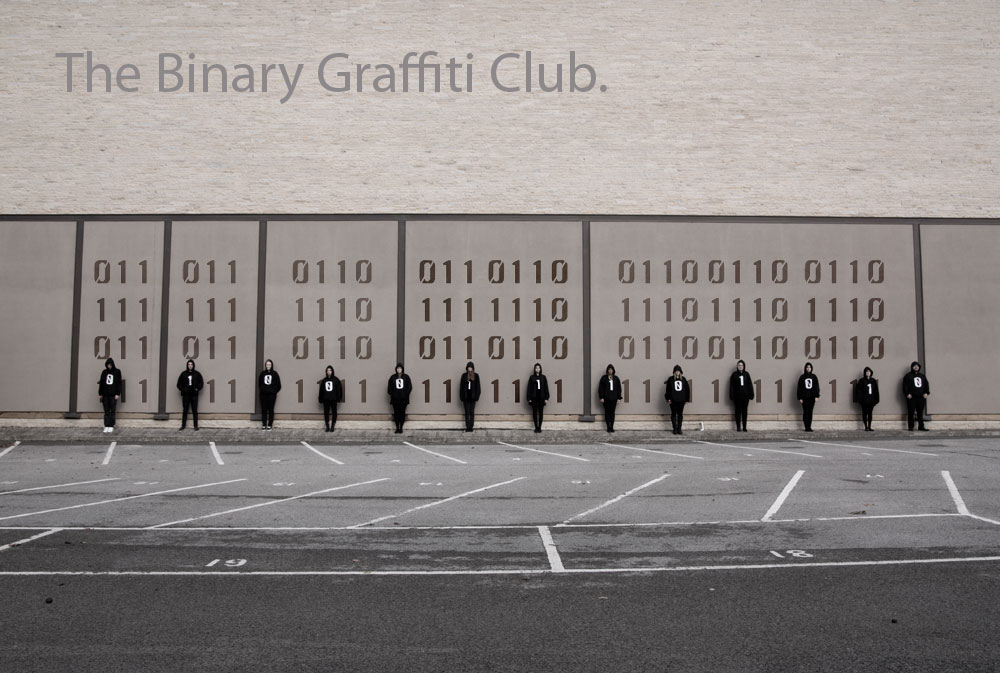 The Binary Graffiti Club