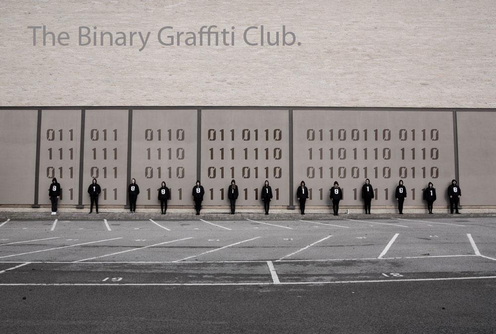 The Binary Graffiti Club