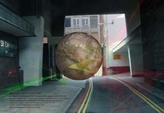 stanza 3d globe
