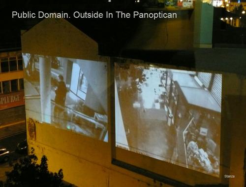 Stanza Artwork Live CCTV