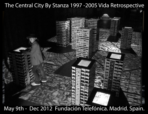 Stanza The Central City Installation