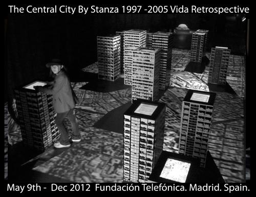 Stanza The Central City Installation