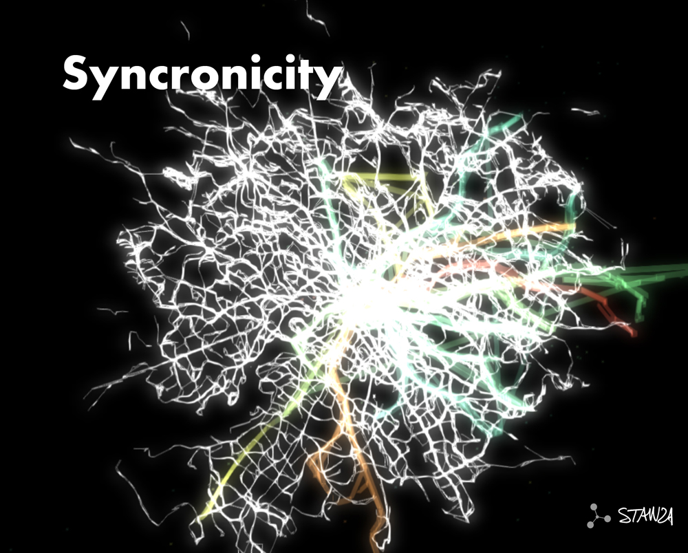 Syncronicity By Stanza