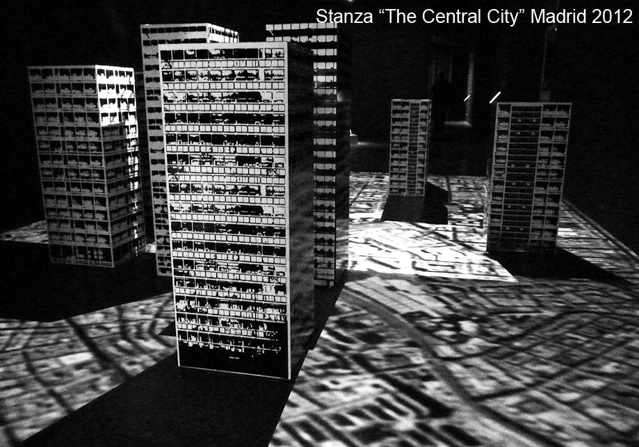 Stanza has exhibition of artwork In Madrid 2012, The VIDA retrospective,