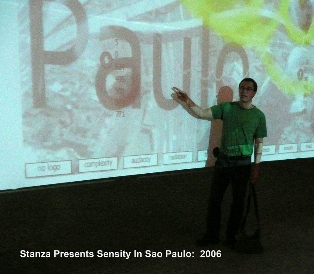 Stanza In Brazil
